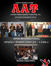 Xi Chapter - LAU informational
